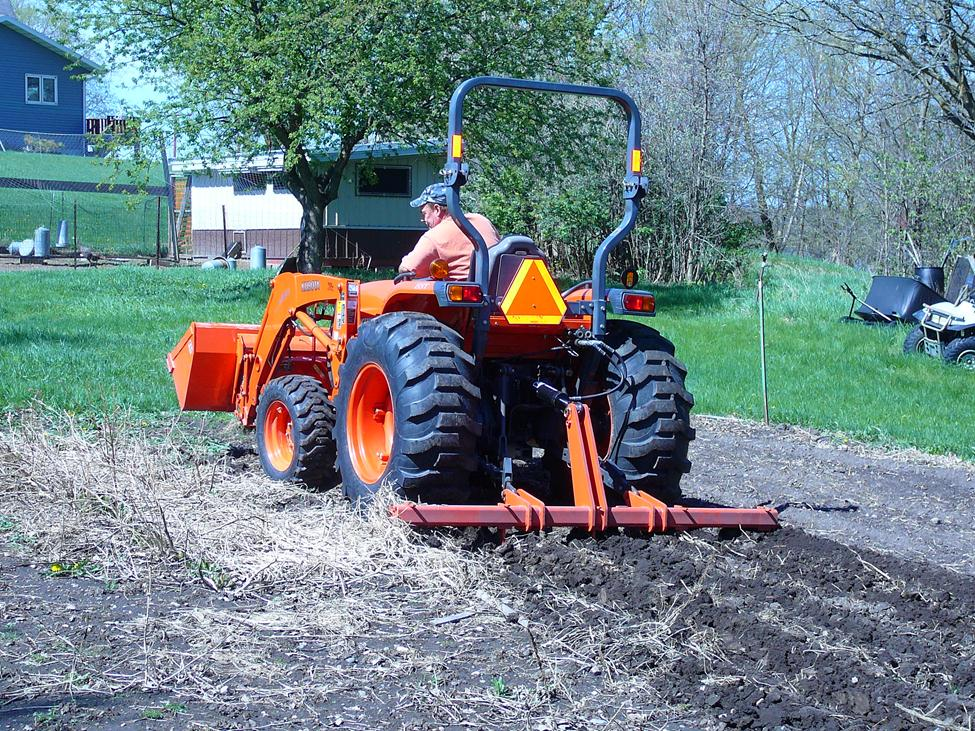 3 Point Tractor Broke : Point hitch carry all for compact tractors circuit