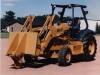 Loader Mount Asphalt Cutter