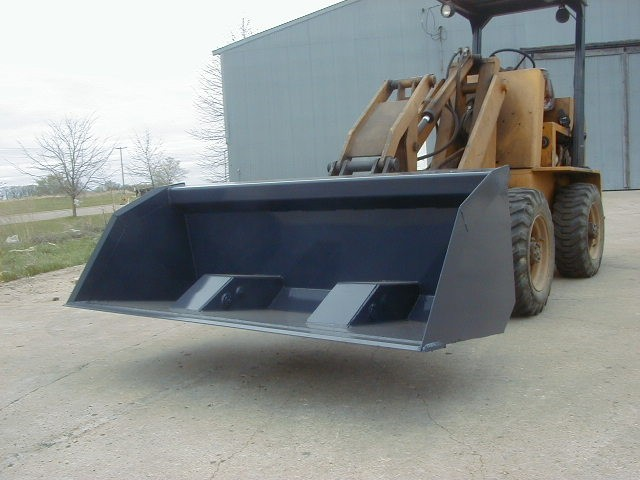 Skid Steer Buckets – Attachments International