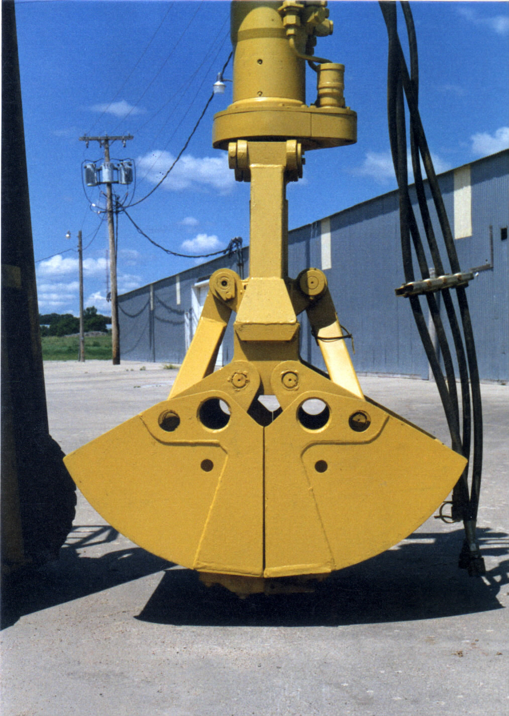 Excavator Bucket : Excavator attachments international