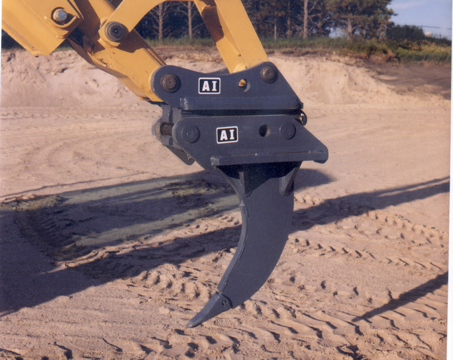 Excavator Attachments – Attachments International