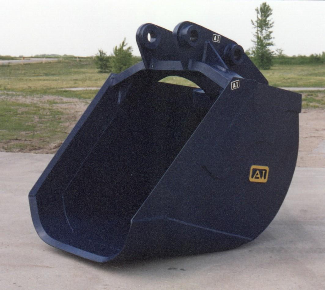 Round Bottom Sand Bucket