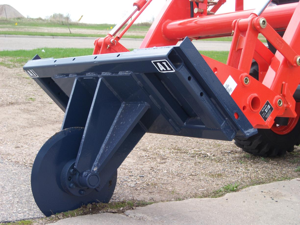 Front Loader Attachments – Attachments International