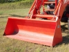 Heavy Duty Snow/Grain/General Purpose Bucket