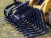 Scoop Rake/Manure Bucket With Grapple
