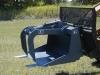 Single Grapple Scrap Demolition Bucket