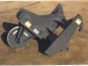 Asphalt Cutter With Quick Coupler Bracket