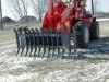 Wheel Loader Root Rake