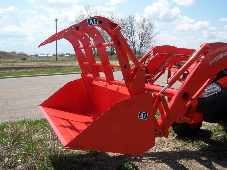 Tractor Bucket Attachments : Front loader attachments international
